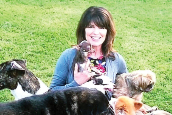 Eve Johnson Roser: Animal Rescuer Helping Those Who Have No Voice