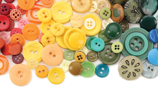 Buttons – Buttons – Who's Got the Buttons? Celebrate Button Day – November 16