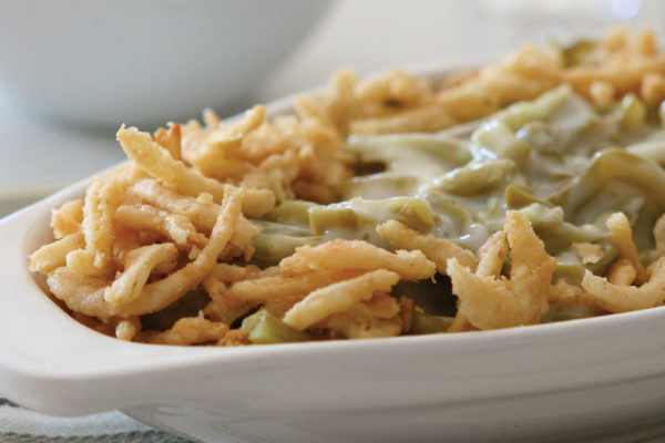 Recipe: Grandma's Green Bean Casserole