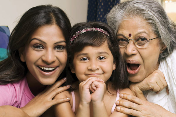 Valuing the Grandparent and Grandchild Relationship
