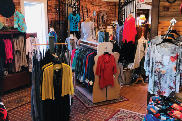 Dalton's Crossing:  A Customized Shopping Experience