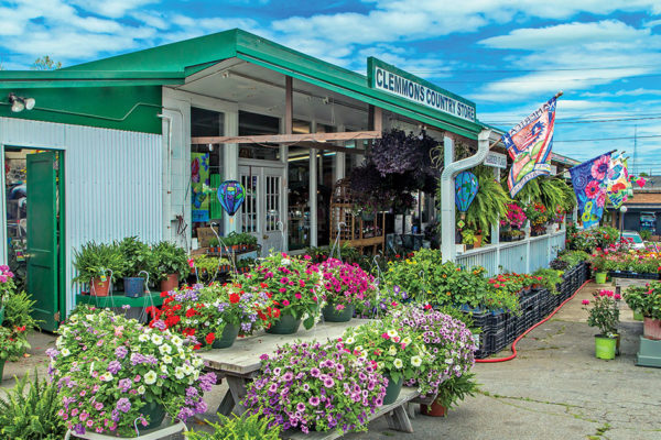 Clemmons Country Store: The Original Local Market