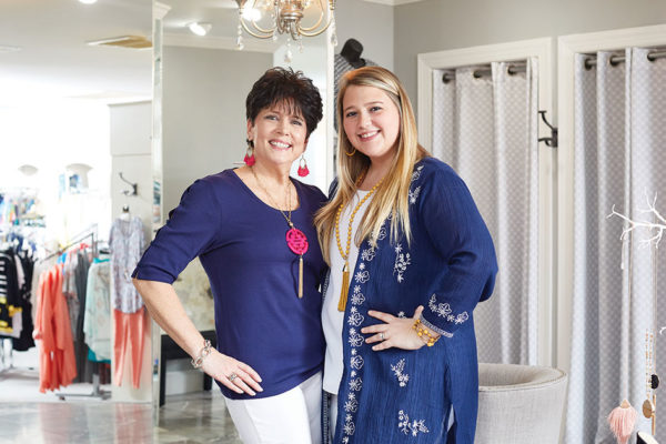 Fraleigh's Boutique:  Personal style in the heart of Clemmons!