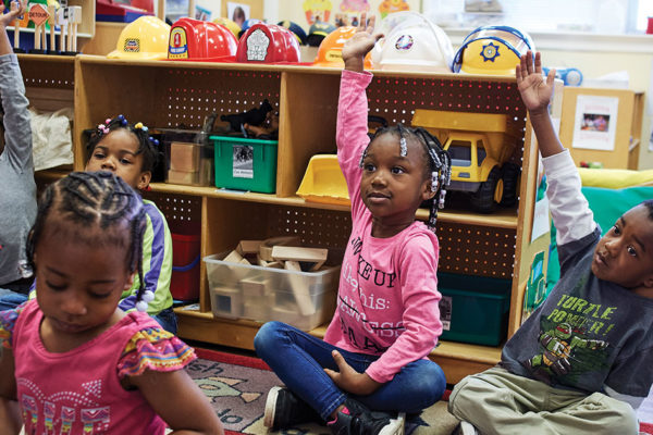 Family Services:  It's Time We Make Pre-K A Priority