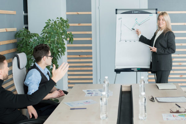 Conference Room Savvy: How to Establish Credibility and Professionalism