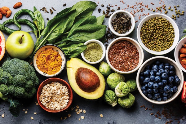 Superfoods: Putting Health in Your Grocery Cart