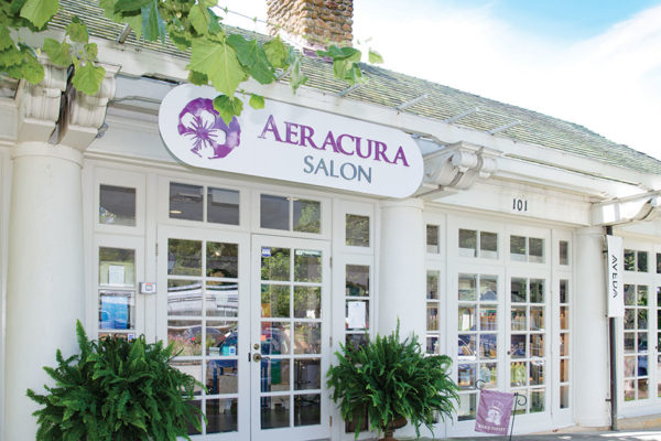Aeracura Salon: Tonic for Soul and Body