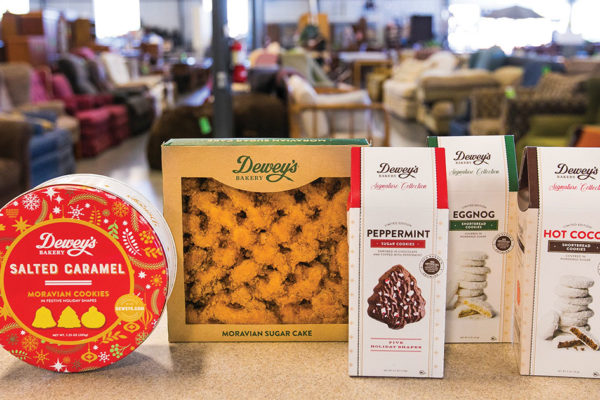 A Sweet Partnership -- Dewey's and ReStore