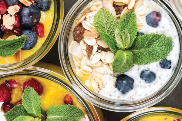 Overnight Oats to the Rescue