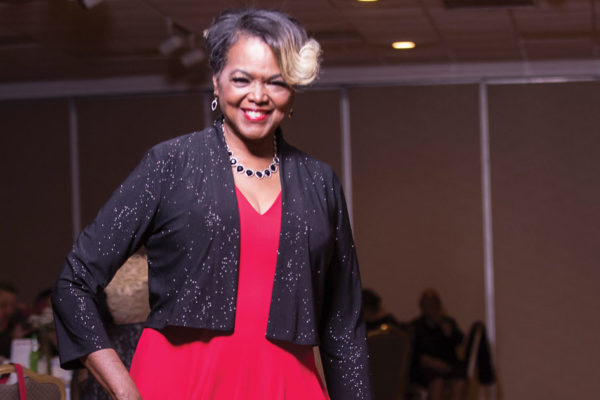 Dress for Success Winston-Salem First Annul Black Dresses and Red Bow Ties Dinner, Silent Auction & Fashion Show