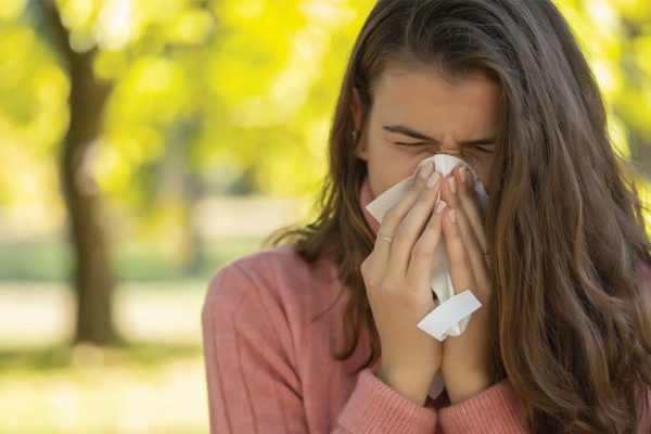 Spring Has Sprung and So Have Allergies